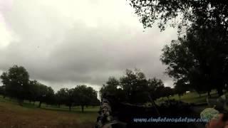 preview picture of video 'Lance de paloma torcaz con cimbel'