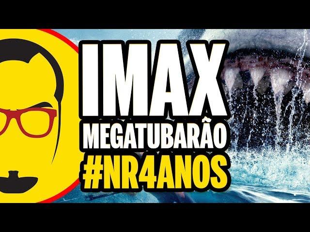 Pronúncia de vídeo de Megatubarão em Portuguesa