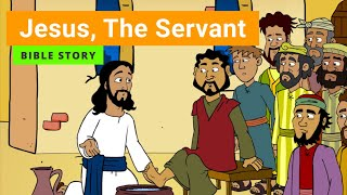 "Primary Year A Quarter 2 Episode 1: ""Jesus, The Servant"""