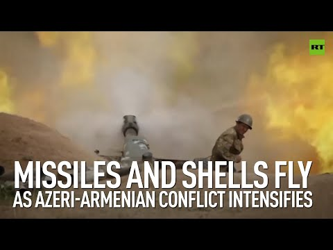 Nagorno-Karabakh | Missiles & shells fly as Azeri-Armenian conflict intensifies