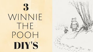 WILLY NILLY SILLY OLD BEAR   How to Make Winnie the Pooh DIY'S