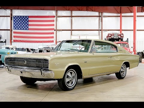 Video of '66 Charger - QM0H