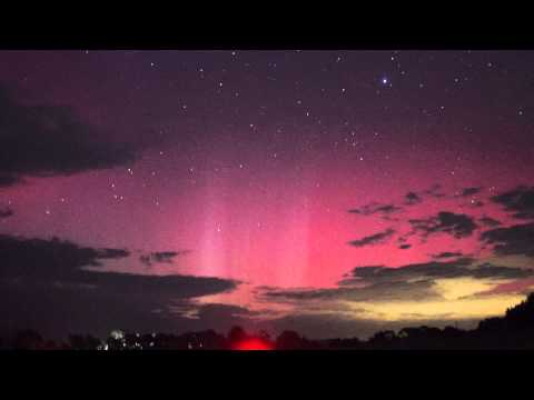 The Southern Lights Are Going Off In Australia, And It Looks Amazing