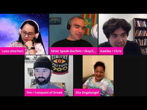 Asian and Pacific Islander Roundtable with Silver Spook and More!