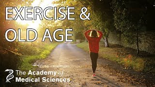 Exercise - the secret for healthy old age | Professor Janet Lord FMedSci