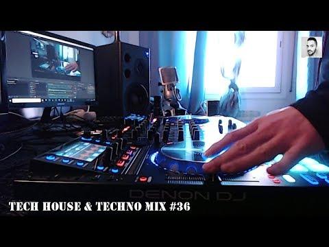 #36 Tech House & Techno Mix - Isaac Shake