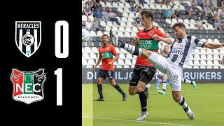 Heracles Almelo - NEC | 24-07-2021 | Samenvatting