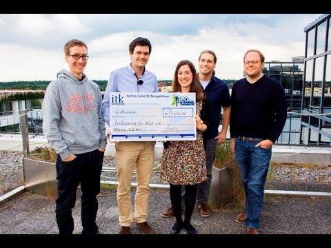 Spendenaktion der ITK Engineering: 5.000 Euro für den Verein Zivilcourage für ALLE