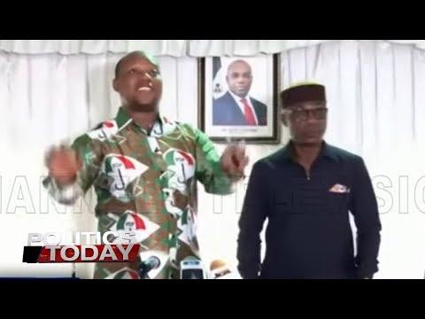 Akwa Ibom PDP Denies Suspending Akpabio