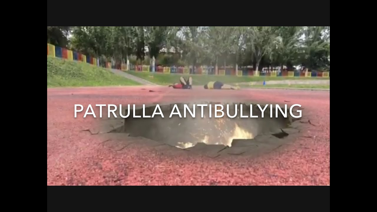 Cine para niños - Patrulla Antibullying - Kids Work - Pequeños Cineastas - Kids In Black