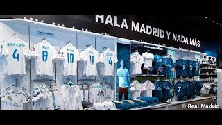 Real Madrid Official Store.    Madrid - 🇪🇸SPAIN🇪🇸