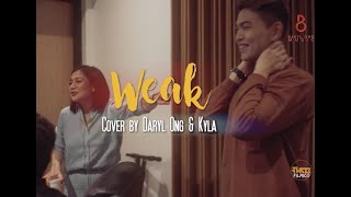 Weak - Cover by Daryl Ong & Kyla feat. Bobby Velasco