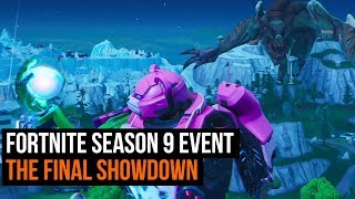 Fortnite Final Showdown   Season 9 Event   Cinematic Edit