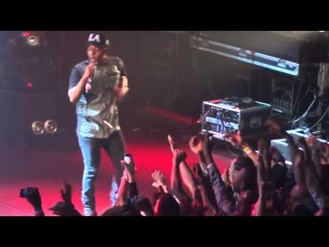 Kendrick Lamar - Backseat Freestyle/LIVE