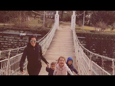 Ромина и Дарко Тасевски станаха герои на клип (ВИДЕО)