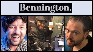 Bennington   Earl's Had 4 Dates & Chris Makes The News (wVideo)