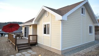 Twin Gold Homes GH-23 목조주택