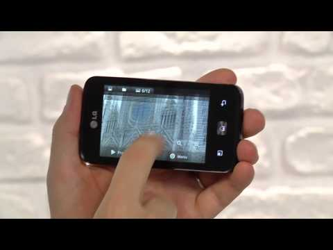 Video recensione Lg Optimus Hub
