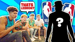 Guess That NBA Bubble Fit !!