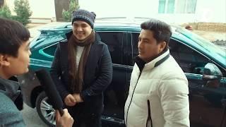Премьера! Такси со звёздами таджикской эстрады. Голибчон Юсупов.  г.Худжанд 2017 - 2018г.