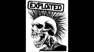The Exploited Army Life Old School UK Punk Rock