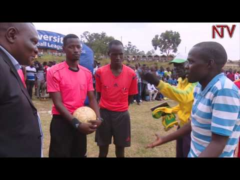 Kyambogo beat KIU as University Football League returns