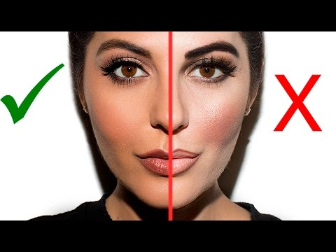 Makeup Mistakes to Avoid I Do's & Don'ts for a Flawless Face