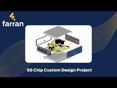 Farran - 5G Chip Test System Custom Design Project