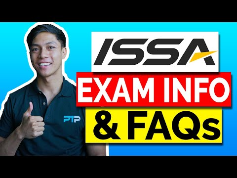 ISSA CPT Exam FAQ 2021 [ISSA Exam Pass rate, Test difficulty, and ...