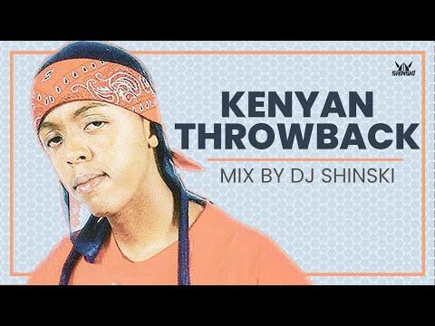Kenyan Throwback Old School Local Genge Mix Vol 1 – Dj Shinski [Nameless, Nonini, E sir, Jua cali]