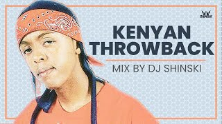[Kenyan Throwback Edition] – East african Overdose Mix Vol 4 – Dj Shinski
