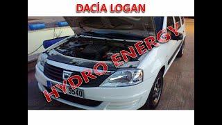 Dacia Logan 1.6 lpg + hidrojen yakıt tasarruf sistem montajı