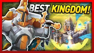 QUEST for the BEST KINGDOM!! Lords Mobile Gameplay