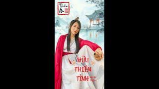 HỮU THIÊN TÌNH Lyrics Video | Hồng Y Đạo Sĩ 2 | Thiên An