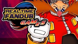Sonic Adventure 2 (Dark Story + Final Story) | Real-Time Fandub Games