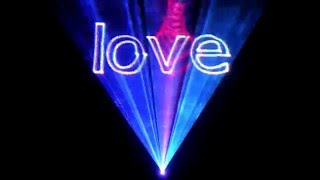 A Flock of Seagulls Space Age Love Song remastered lasershow