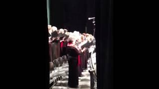 Helena Youth Choir sings w/ Helena Symphony