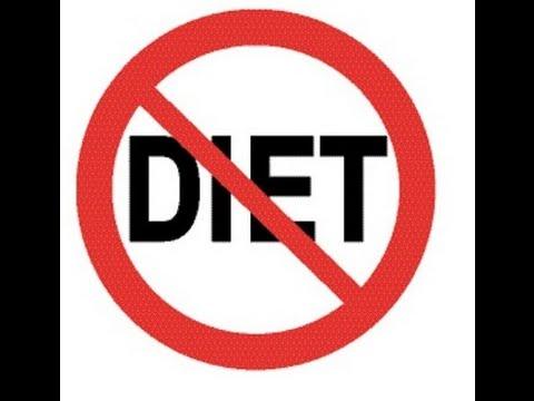 Похудеть без спорта на правильном