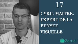 Cyril Maitre, expert de la pensée visuelle