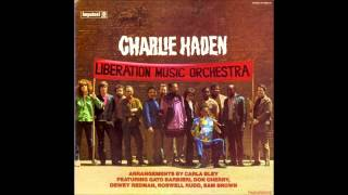 Charlie Haden - Song for Ché