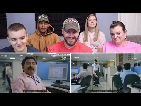 Half Day | The Viral Office Rant REACTION! | What's Your Status | Webseries | Cheers!