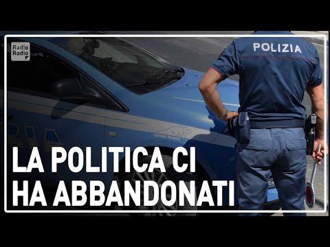 """Protesta della Polizia ► """"Siamo indignati ed esausti, la politica ci ha abbandonati"""""""