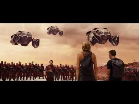 DIVERGENTE 3 - Au delà du mur - Bande annonce VF HD