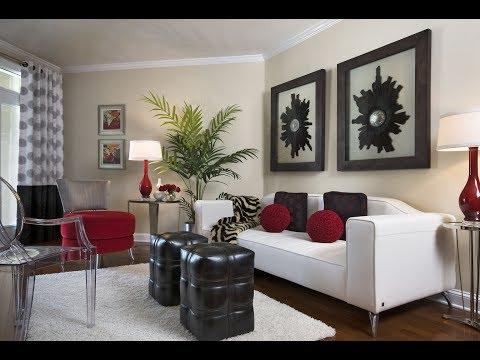 Los mejores 30 diseños para salas de estar pequeñas