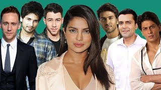 Priyanka Chopra's ex boyfriends and the present boyfriend