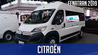 Citroën na Fenatran 2019