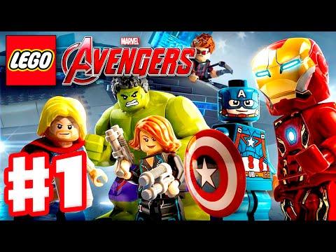 Gameplay de LEGO® MARVEL's Avengers