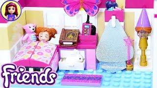 Lego Friends Custom Girls Room Renovation for Toddler / Child Build for Triplets DIY Craft