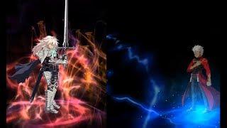 【FGO】 ネロ祭再び  復刻:第四演技 魔竜再臨 VS. 無限の剣製