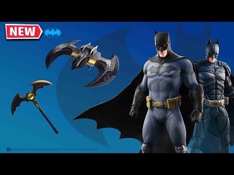 *NEW* BATMAN SKINS OUT NOW! ITEM SHOP COUNTDOWN RIGHT NOW! September 21st -Fortnite Battle Royale